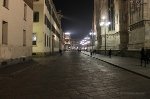 Notte a Milano