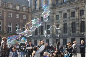 Bolle di Sapone Amsterdam