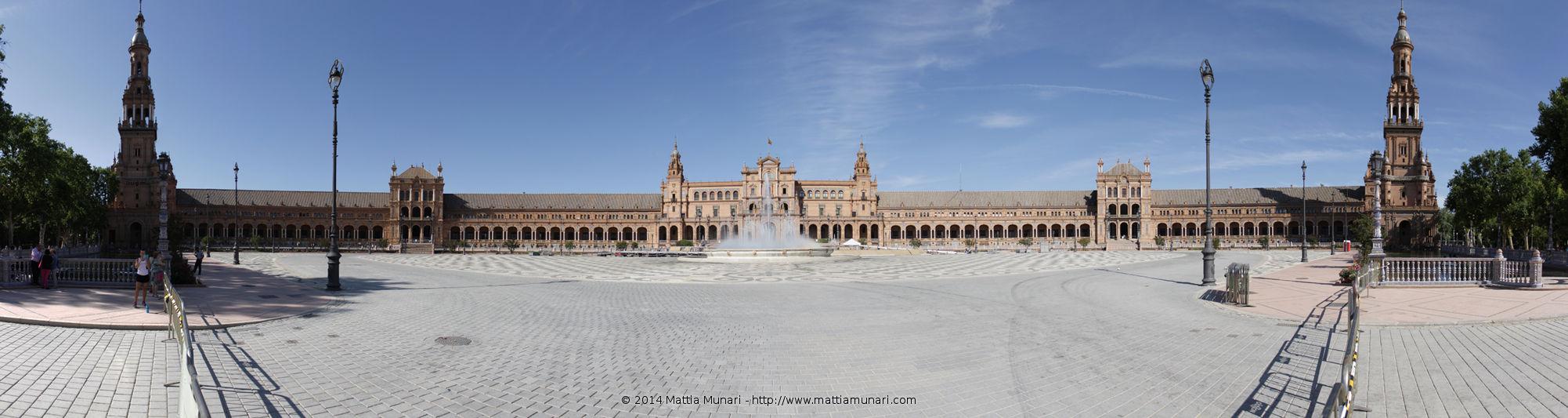 Plaza de España Siviglia