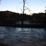 Parco Lambro allagato