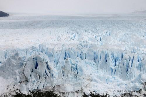 Incontro con il Perito Moreno
