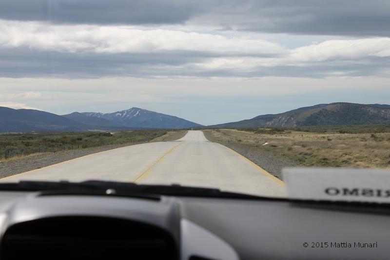 Da Puerto Natales al lago Pehoe