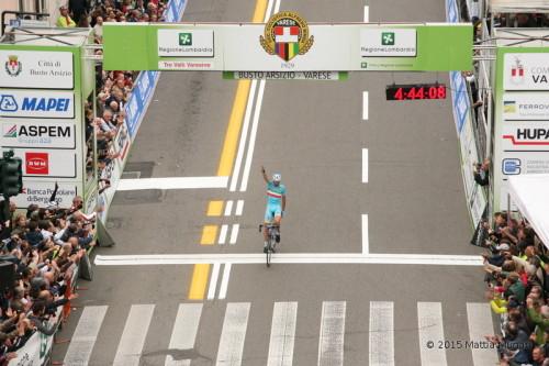 Vittoria di Vincenzo Nibali