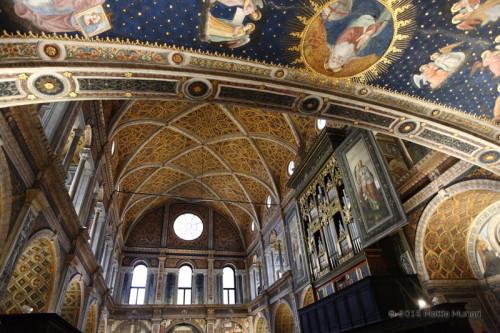 San Maurizio - ingresso al monastero maggiore