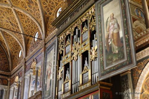 San Maurizio - organo
