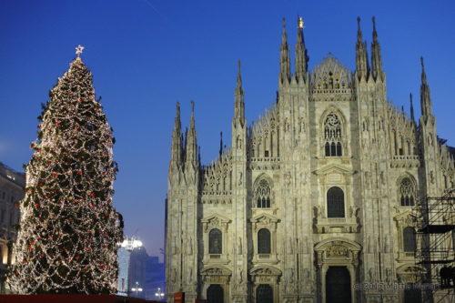 Capodanno - Duomo di Milano