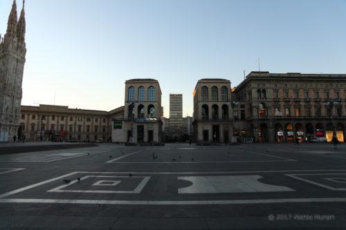 Piazza Duomo e Palazzo dell'Arengario